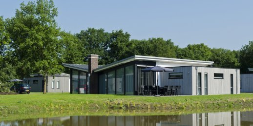 Landal Amerongse Berg | 12-persoonsbungalow | type 12L | Overberg, Utrecht