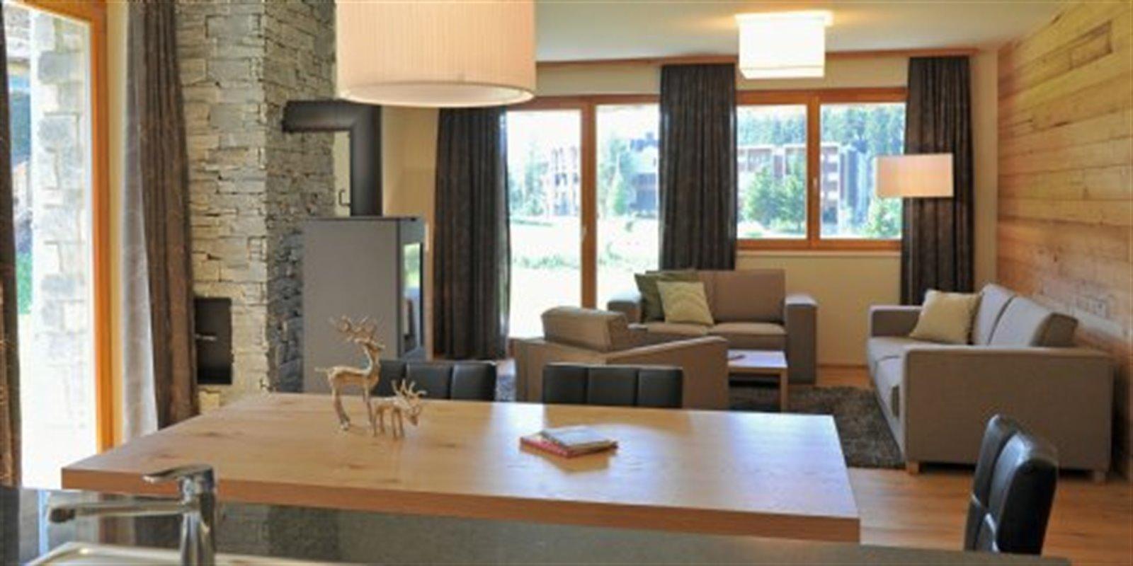 Landal Alpine Lodge Lenzerheide | 6-Pers.-Chale...