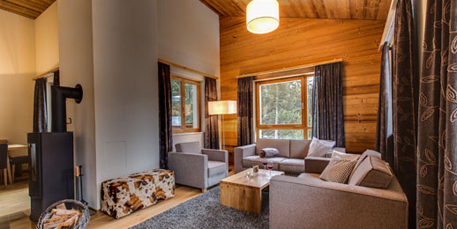 Landal Alpine Lodge Lenzerheide | 6-Pers.-Ferie...