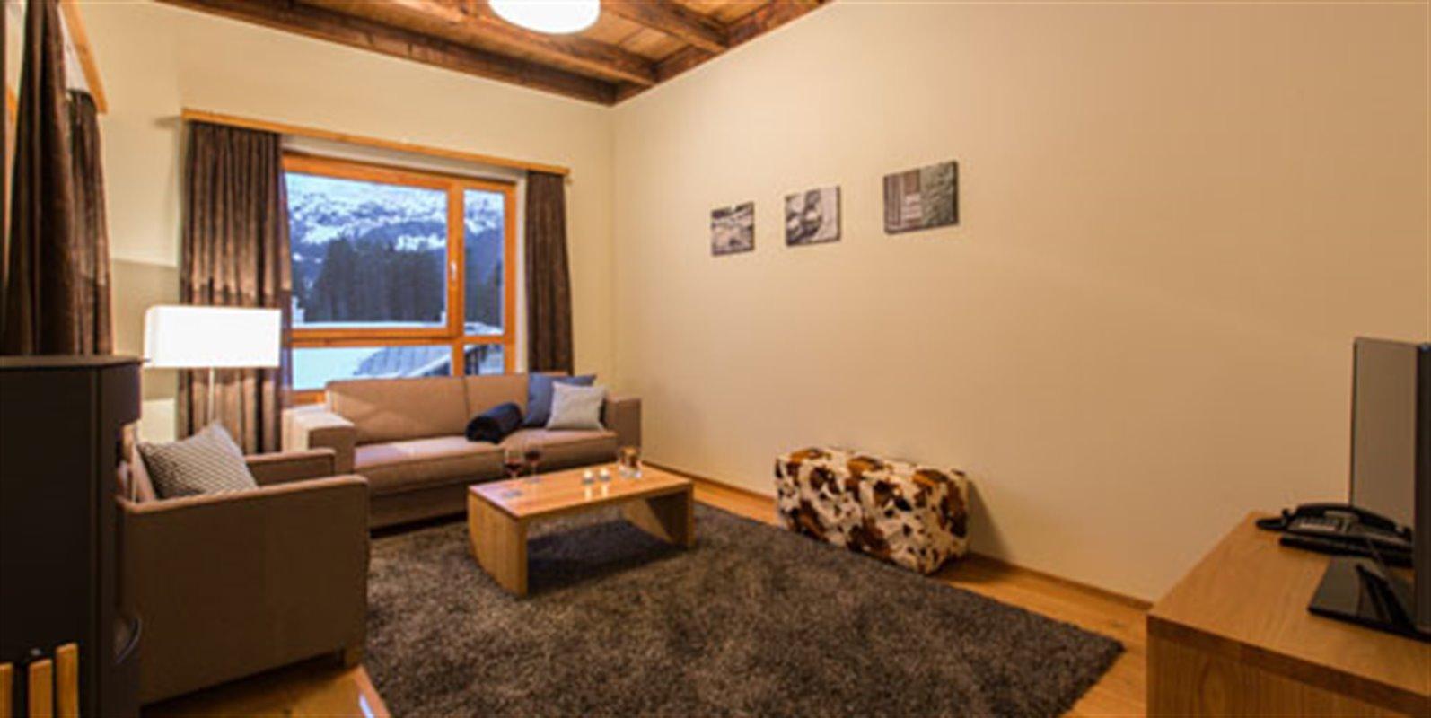 Landal Alpine Lodge Lenzerheide | 4-Pers.-Ferie...