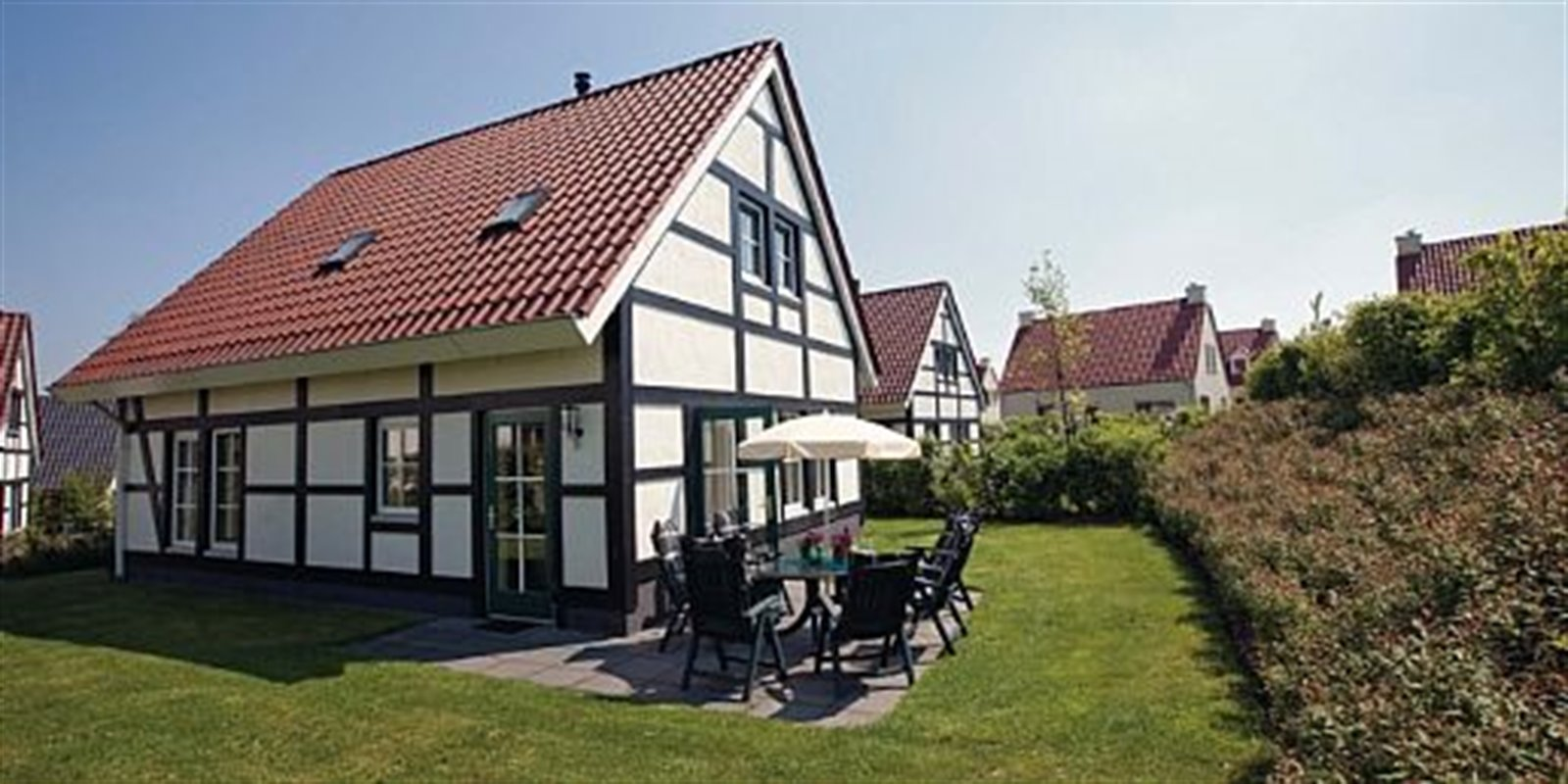 Landal De Cauberg | 6-Pers.-Ferienhaus - Komfor...