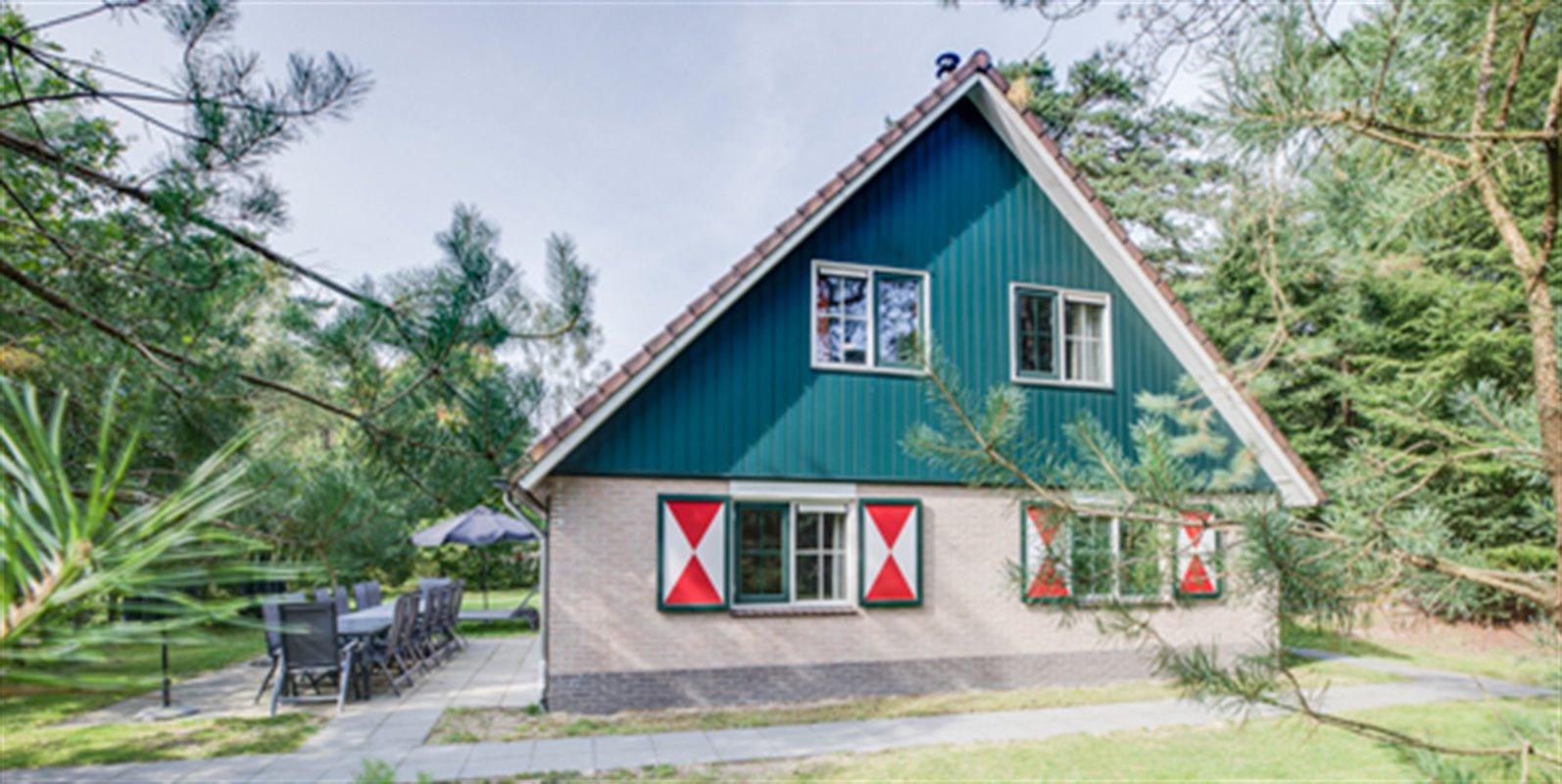 Landal Coldenhove | 12-Pers.-Ferienhaus-Barrier...