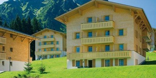 Landal Hochmontafon | 8-persoonsappartement | type 8A | Gargellen in Montafon, Vorarlberg