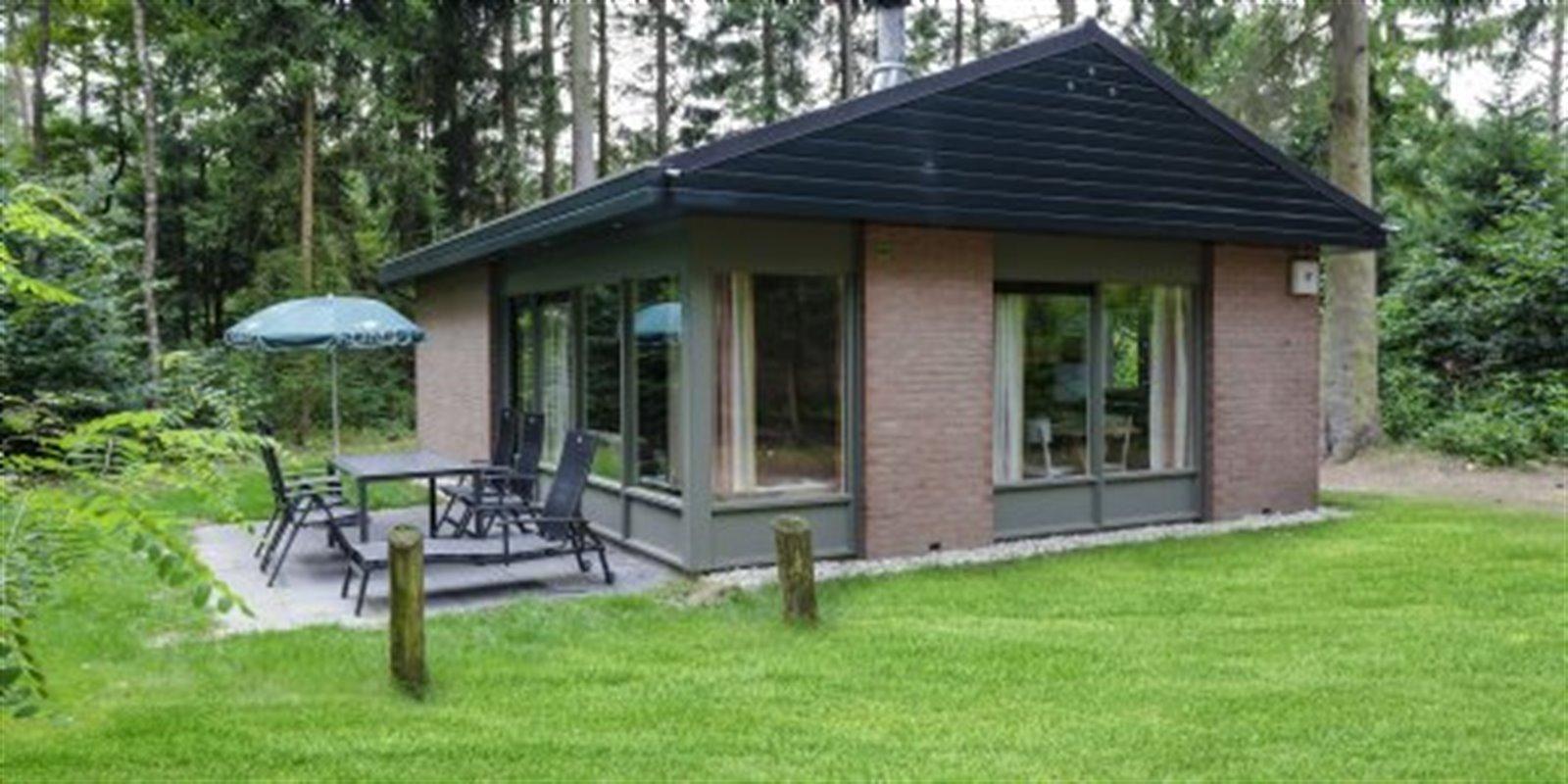 Landal Heideheuvel | 2-Pers.-Ferienhaus - Luxus...