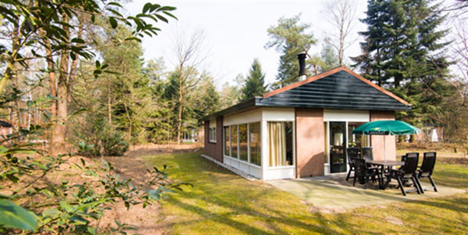 Landal Heideheuvel | 6-Pers.-Ferienhaus - Komfo...