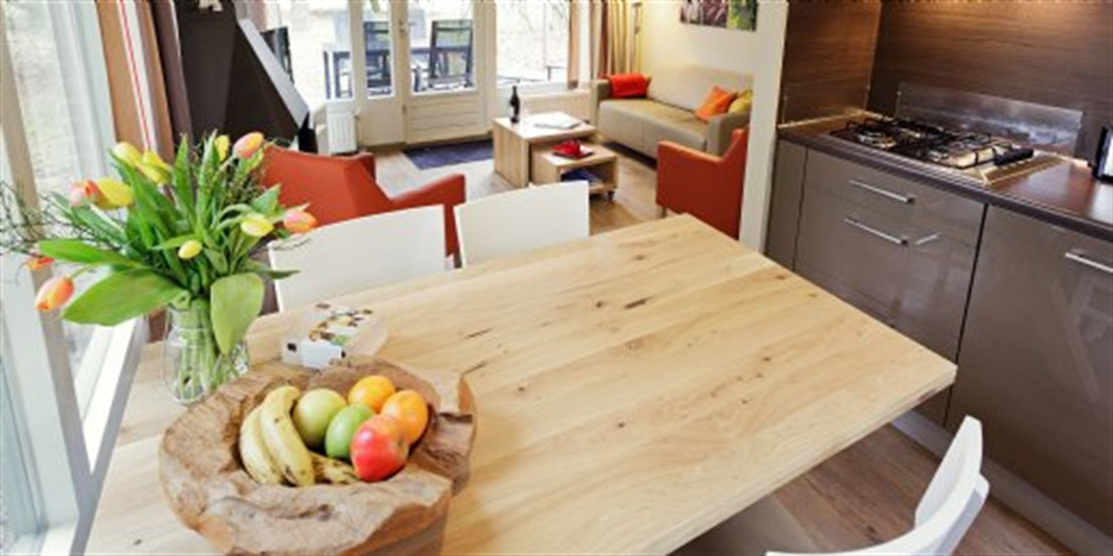 Landal Rabbit Hill | 2-Pers.-Ferienhaus - Luxus...