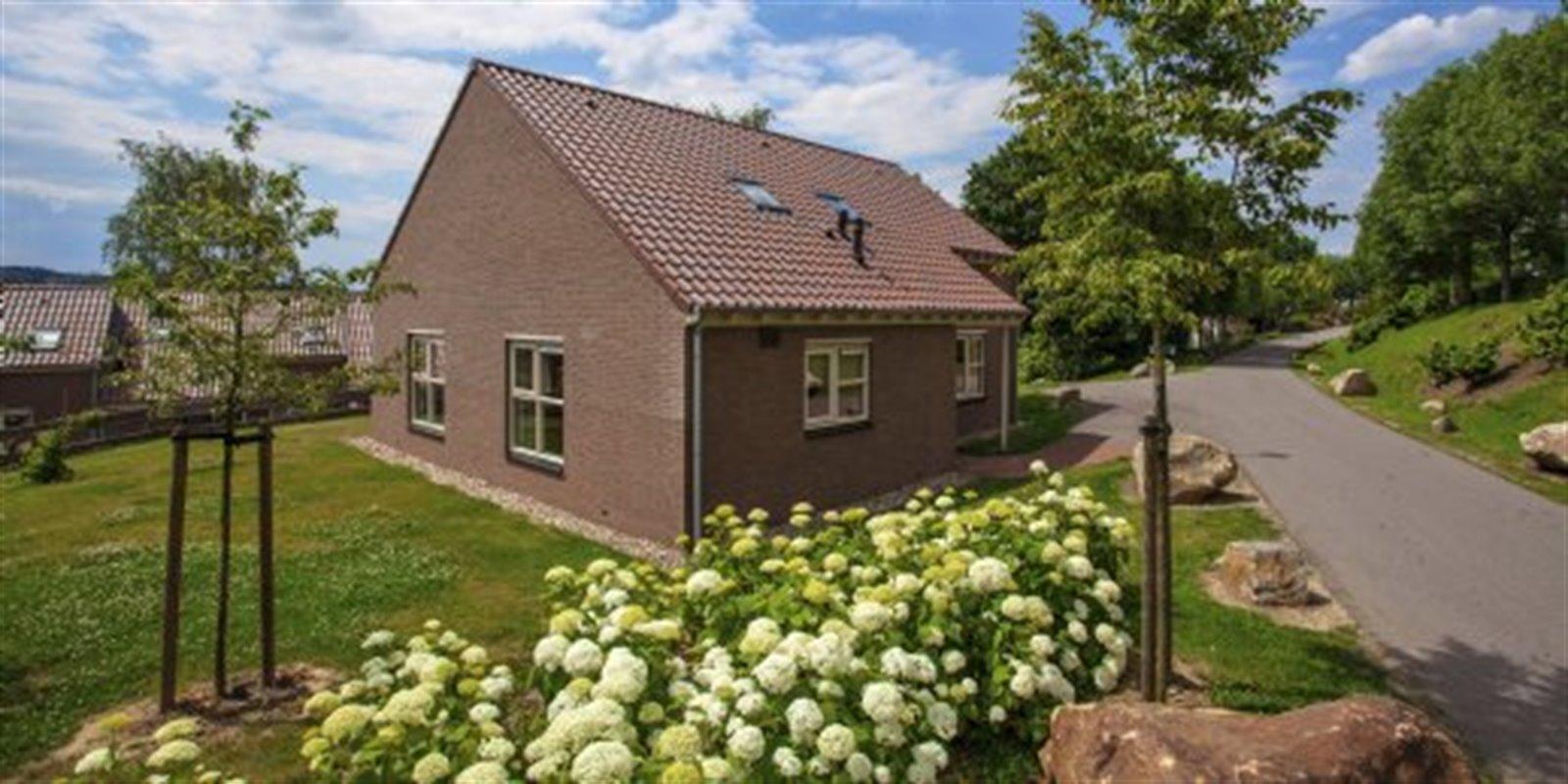 Landal Hoog Vaals | 12-Pers.-Ferienhaus - Luxus...