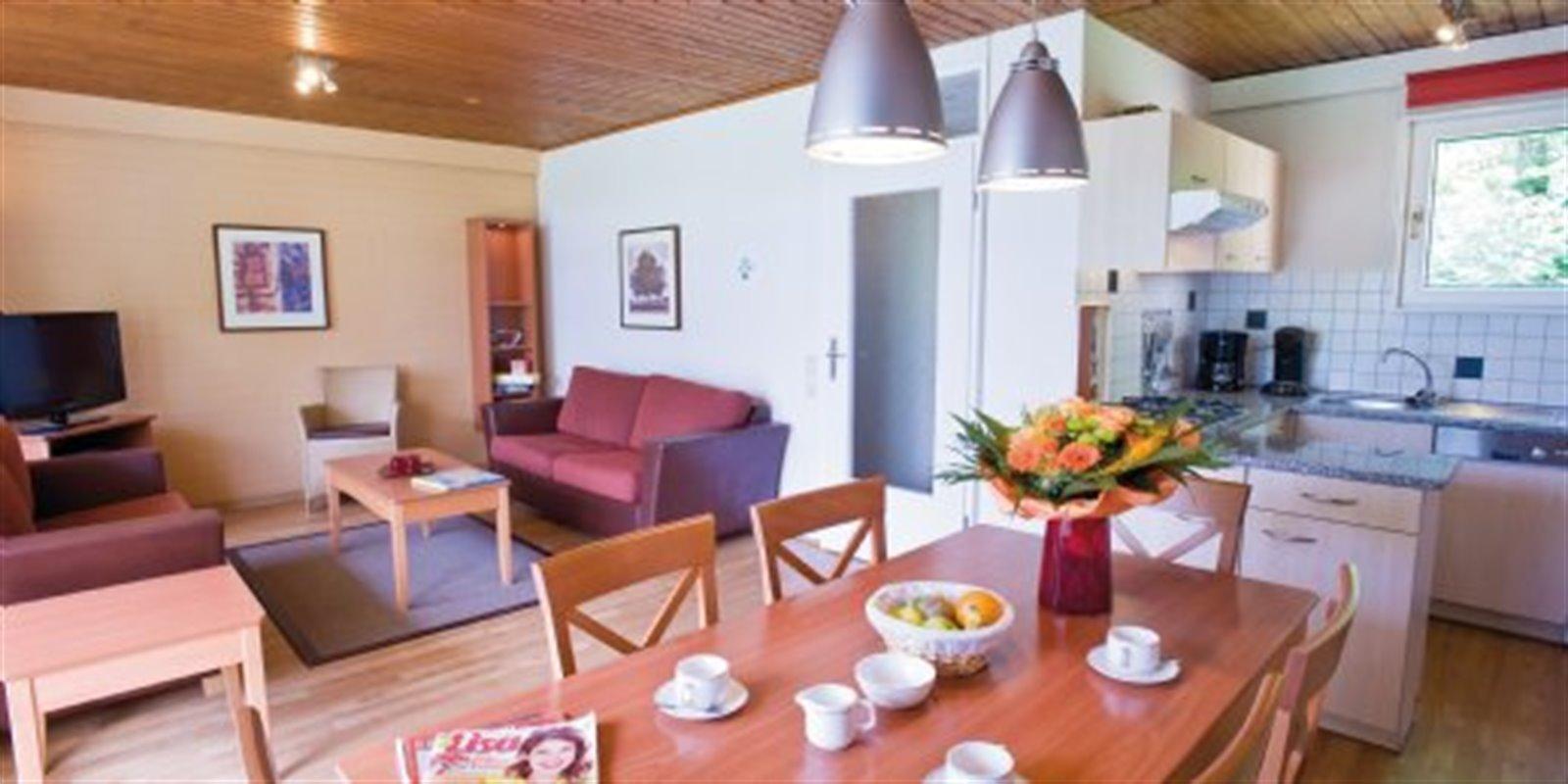 Landal Hochwald | 4-Pers.-Ferienhaus - Komfort ...