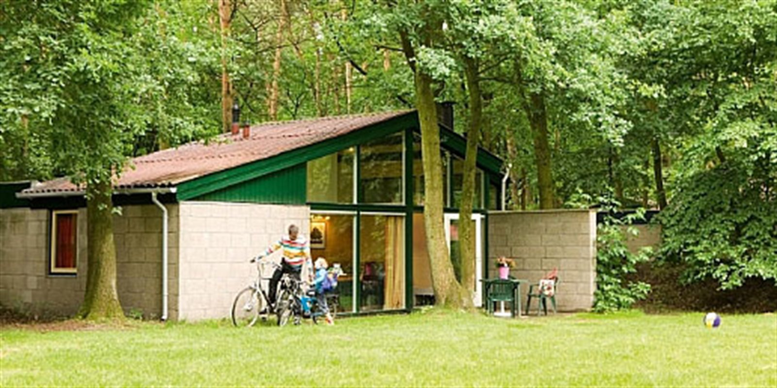 Landal De Lommerbergen | 4-Pers.-Ferienhaus | T...