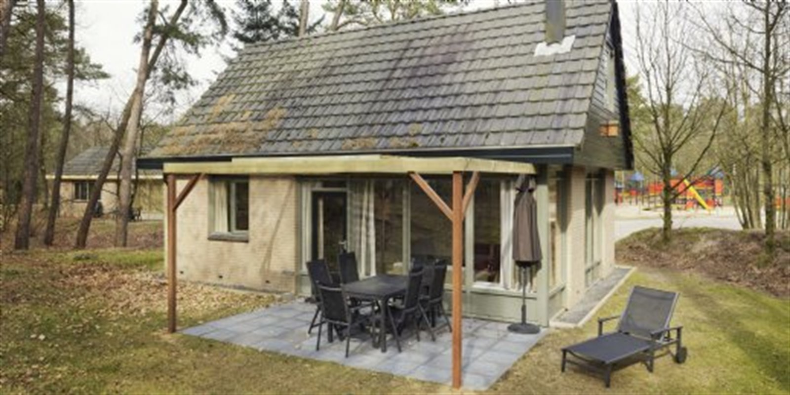 Landal Rabbit Hill | 6-Pers.-Ferienhaus - Luxus...