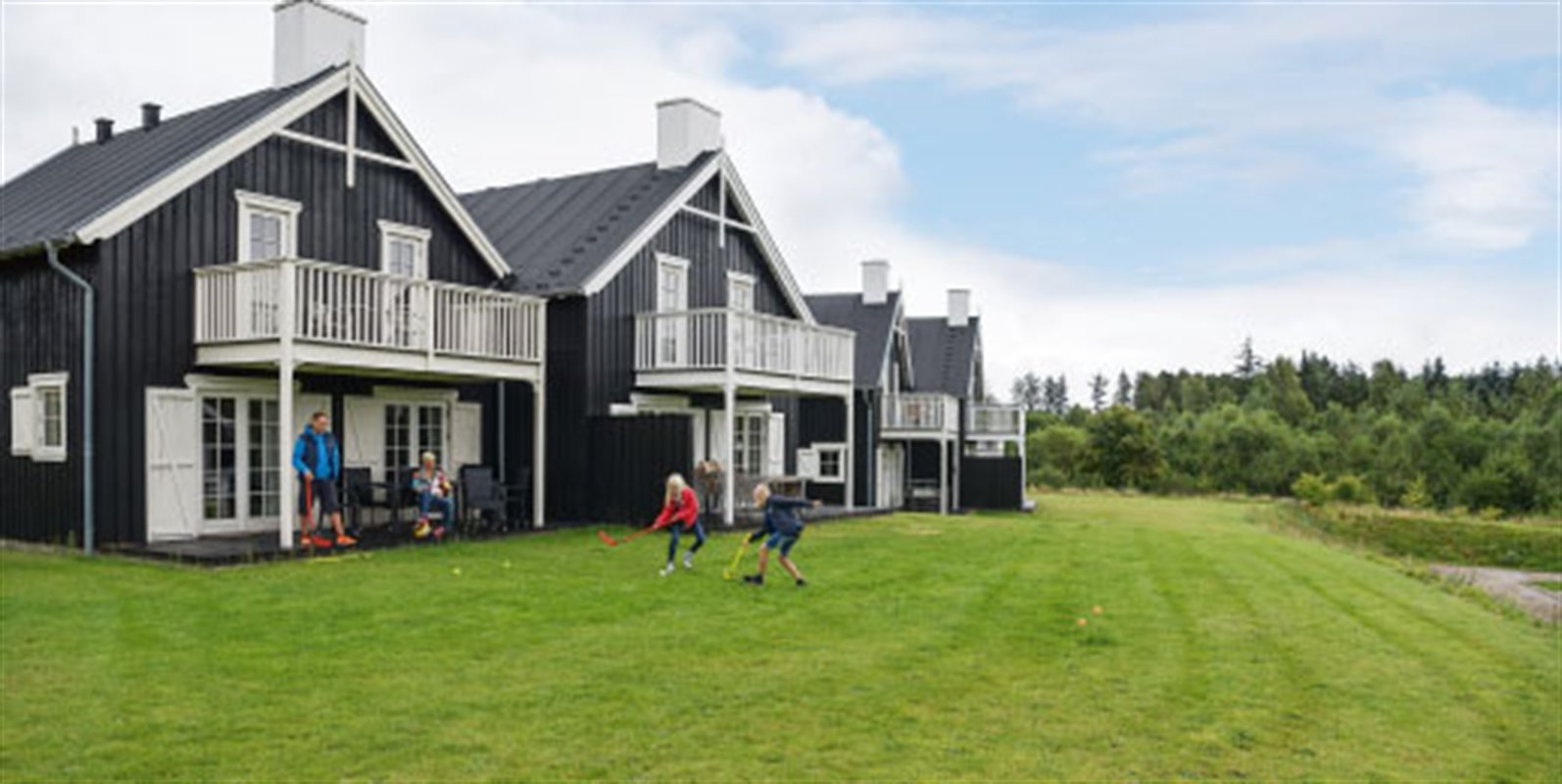 Landal Søhøjlandet | 8-Pers.-Ferienhaus - Luxus...