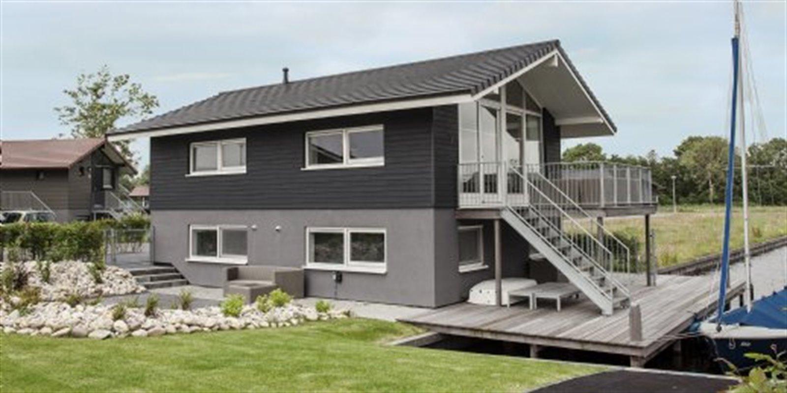 Landal Waterpark Sneekermeer | 8-Pers.-Ferienha...