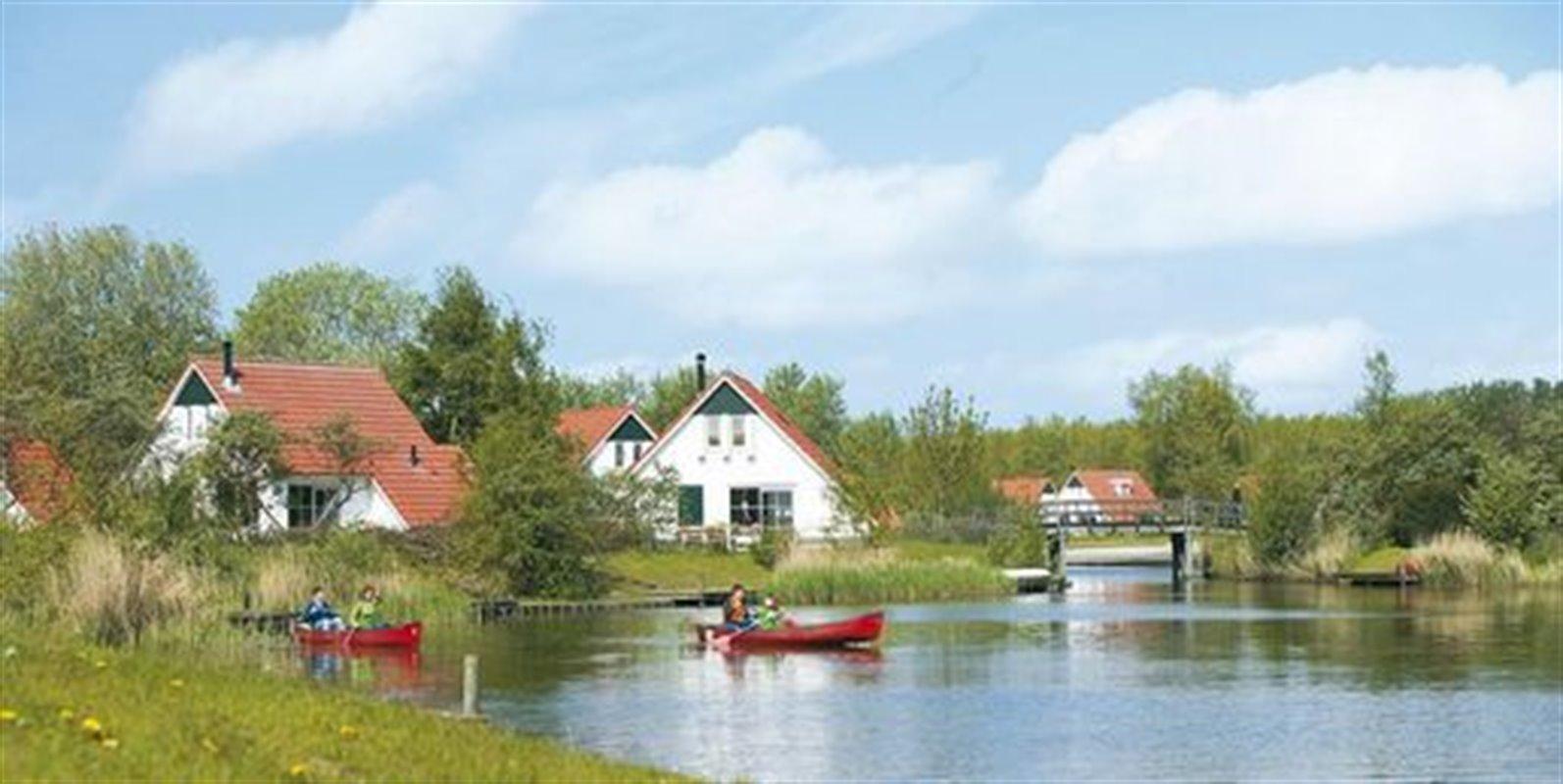 Landal Natuurdorp Suyderoogh | 4-Pers.-Landhaus...
