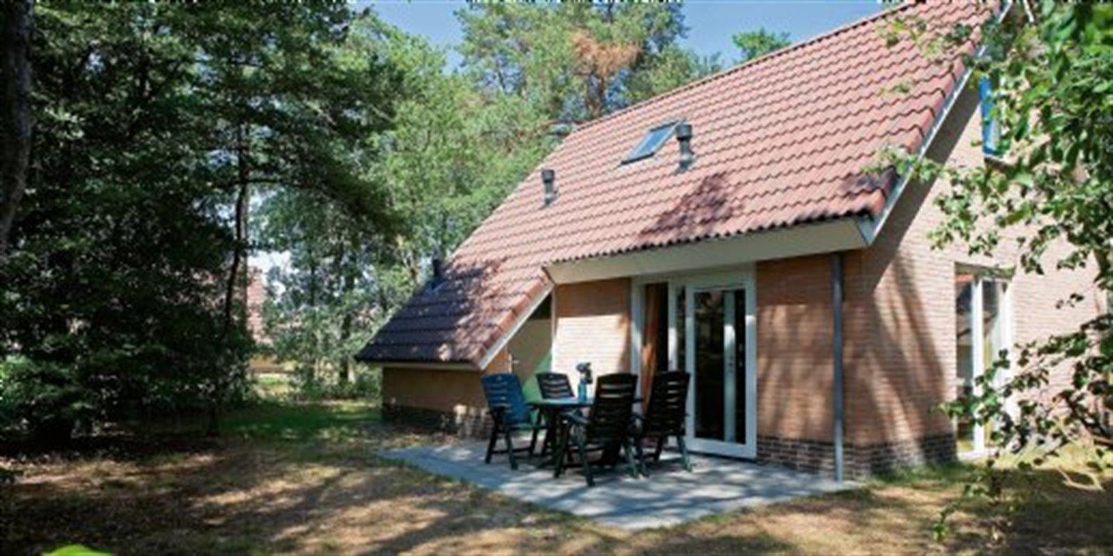 Landal Twenhaarsveld | 4-Pers.-Ferienhaus - Lux...