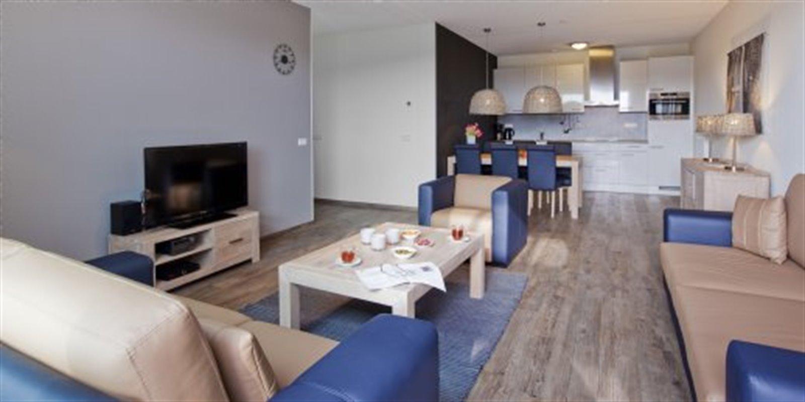 Landal West Terschelling | 6-Pers.- Apartment -...
