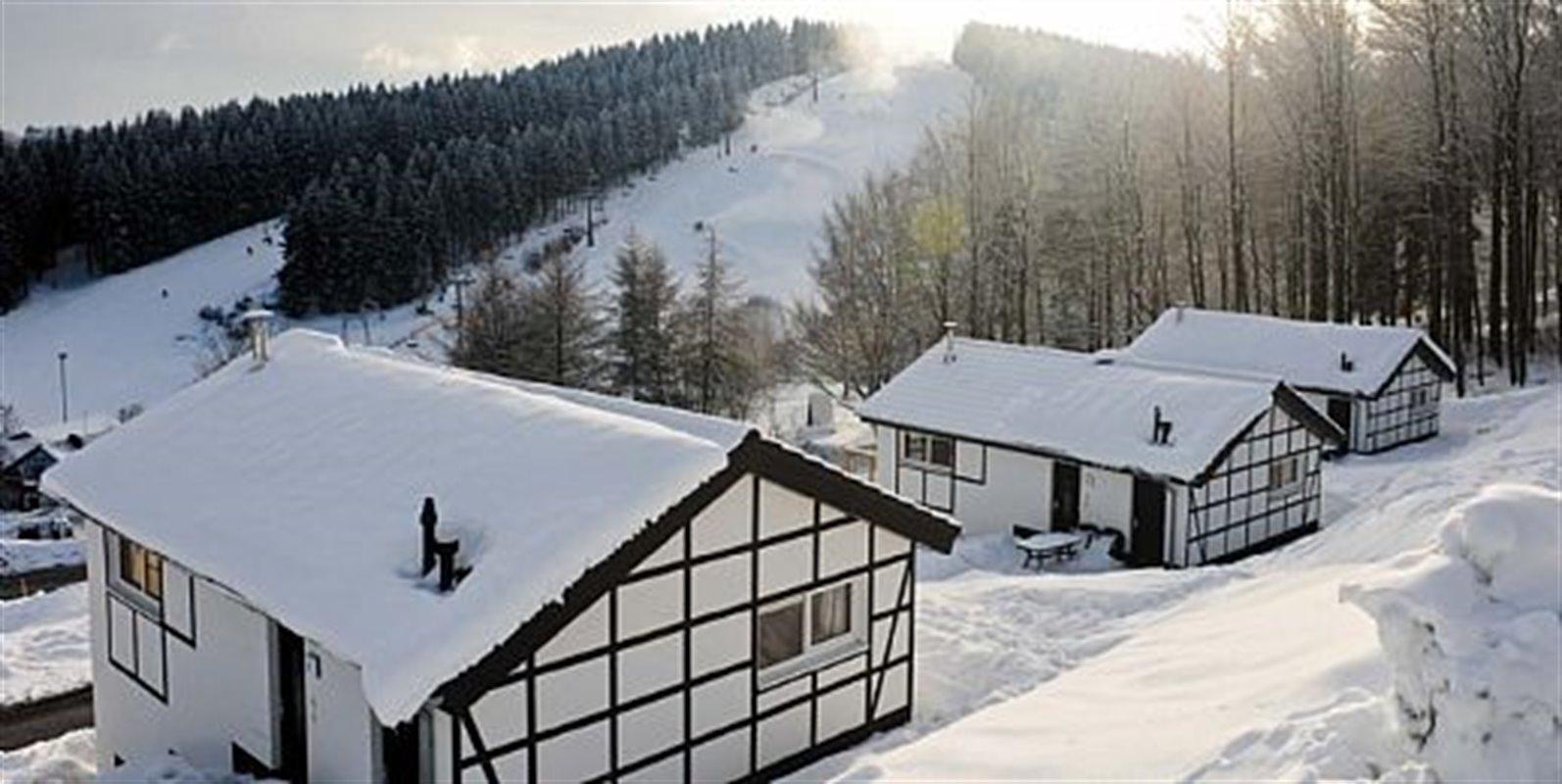 Landal Winterberg | 6-Pers.-Ferienhaus - Luxus ...