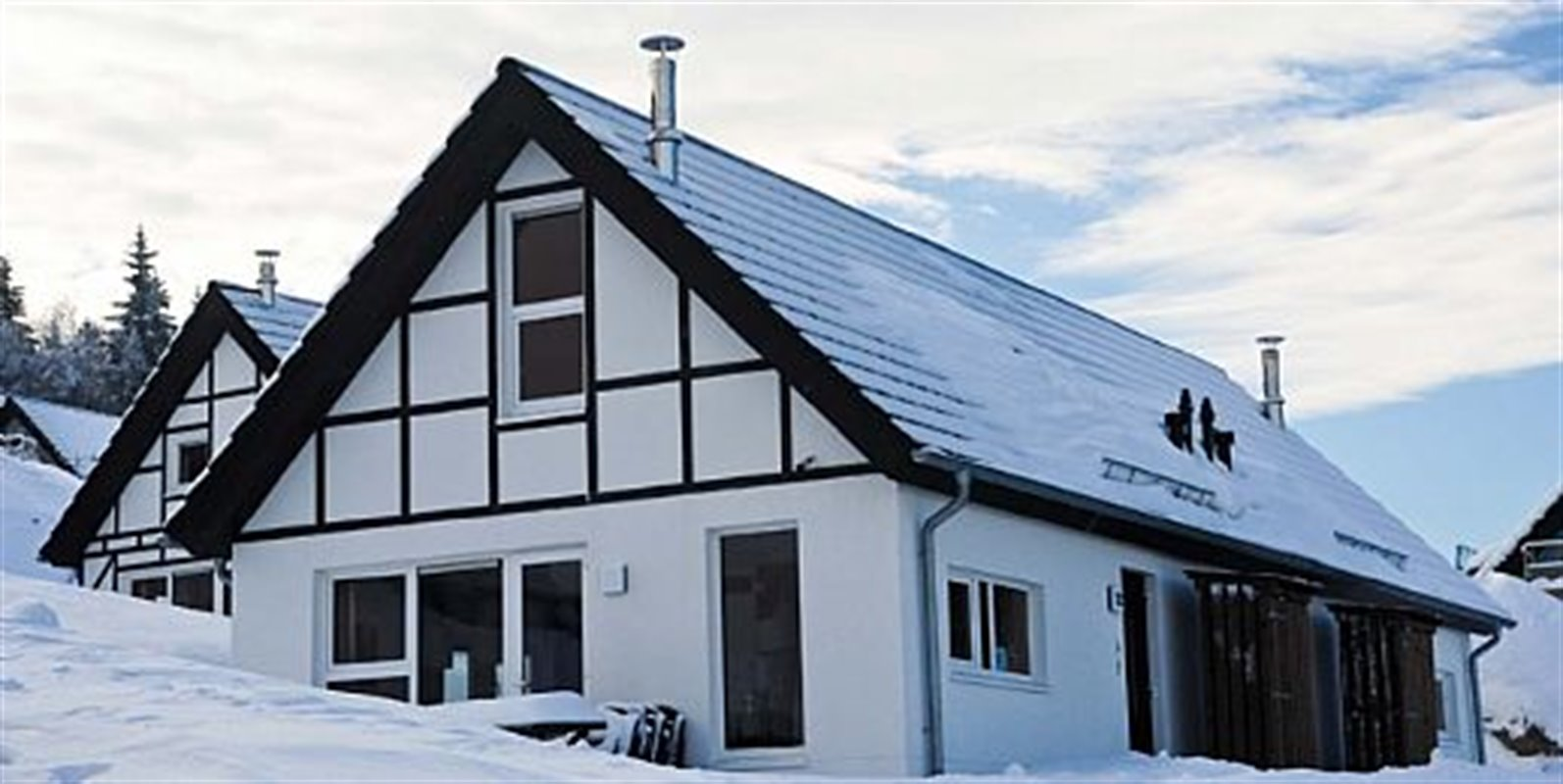 Landal Winterberg | 6-Pers.-Ferienhaus - Komfor...