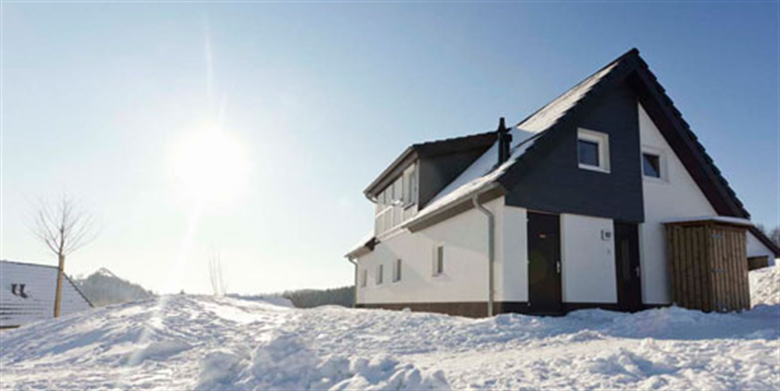 Landal Winterberg   12-Pers.-Ferienhaus - Luxus...