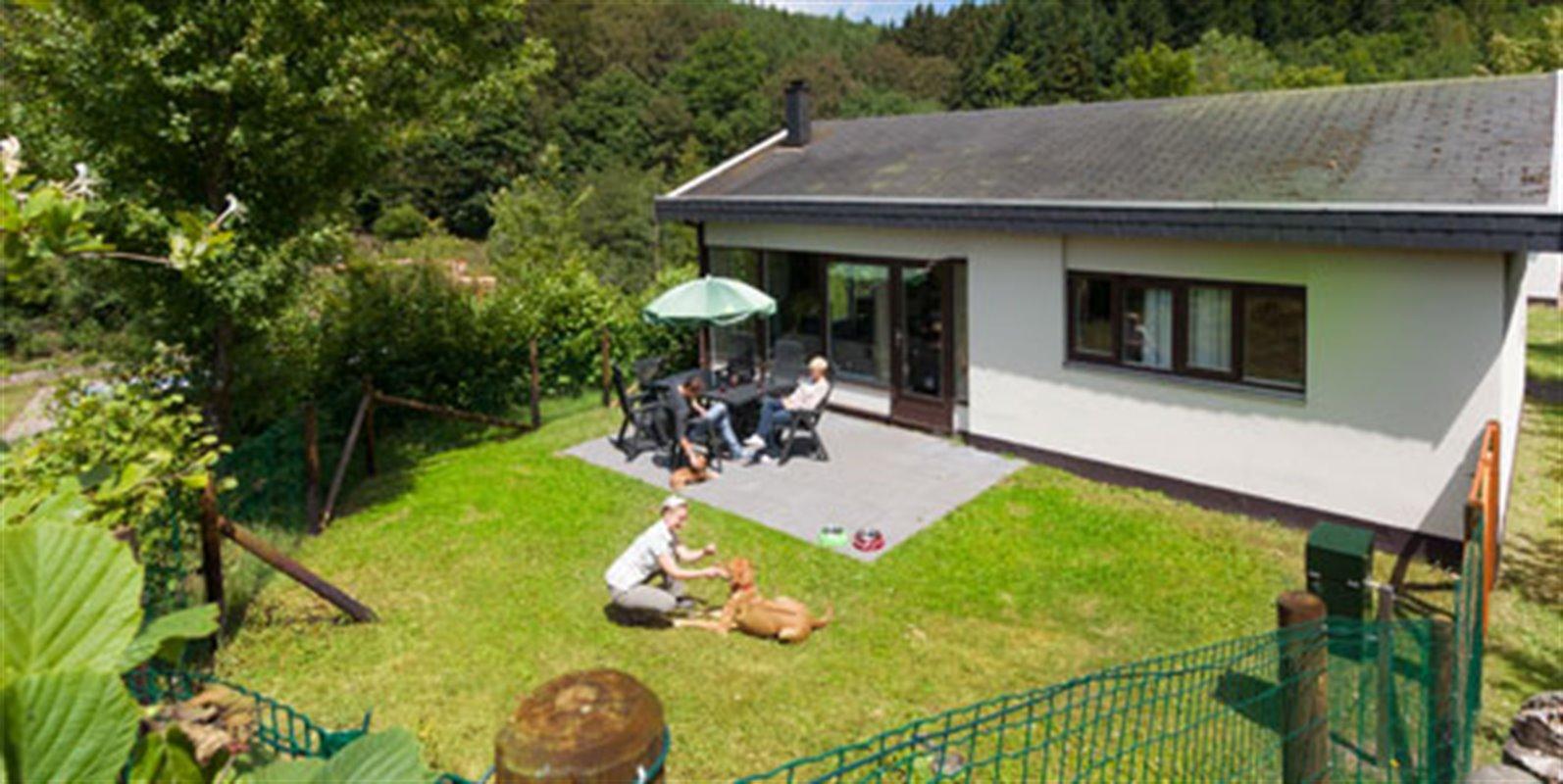 Landal Wirfttal | 4-Pers.Hunde-Ferienhaus | Typ...
