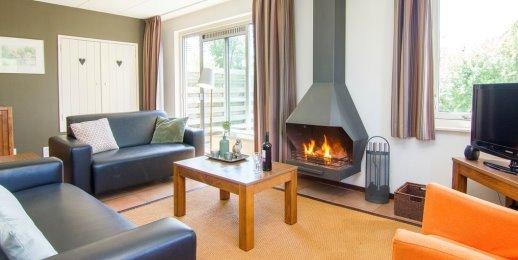 Natuurdorp Suyderoogh 4 Pers Landhaus Komfort