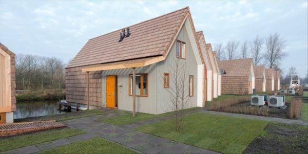 Landal De Reeuwijkse Plassen | 4-pers. waterwoning | Type 4CT | Reeuwijk, Zuid-Holland