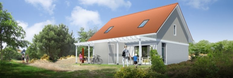 Landal Strand Resort Ouddorp Duin | 4-persoonsvilla - extra luxe | type 4EL | Ouddorp, Zuid-Holland