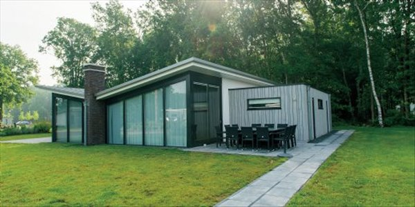 Landal Amerongse Berg | 10-persoonsbungalow | type 10L | Overberg, Utrecht