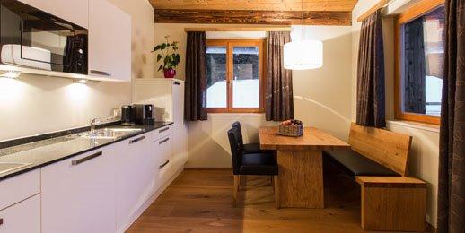 Alpine Lodge Lenzerheide - 4-Pers.-Ferienwohnung