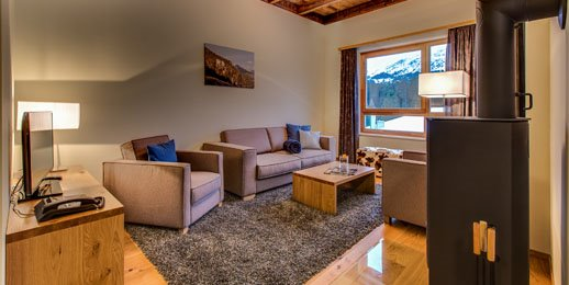 Landal Alpine Lodge Lenzerheide | 6-persoonsappartement | type 6CA | Lenzerheide, Zwitserland