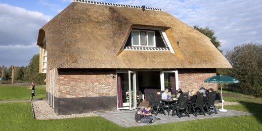 Landal Aelderholt | 16-persoonsbungalow - extra luxe | type 16EL | Aalden, Drenthe