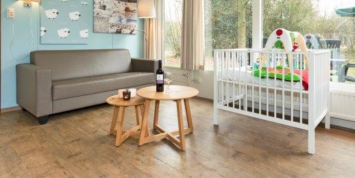 Landal Aelderholt | 4-persoonsbabybungalow - comfort | type 4CN | Aalden, Drenthe