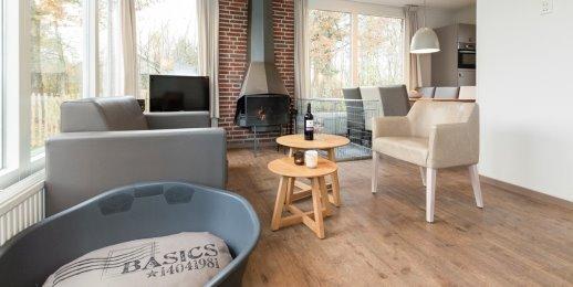 Landal Aelderholt | 6-persoonshondenbungalow - comfort | type 6CD | Aalden, Drenthe