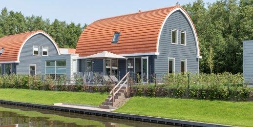 Landal De Bloemert | 8-persoonsbungalow - luxe | type 8LZ | Midlaren, Drenthe