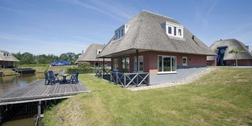 Landal De Bloemert | 4-persoonsbungalow - comfort | type 4B3 | Midlaren, Drenthe
