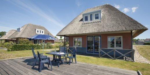 Landal De Bloemert | 6-persoonsbungalow - comfort | type 6D6 | Midlaren, Drenthe