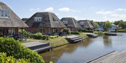 Landal De Bloemert | 5-persoonsbungalow - comfort | type 5C | Midlaren, Drenthe