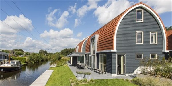 Landal De Bloemert | 10 persoonsbungalow luxe | type 10LZ | Midlaren, Drenthe