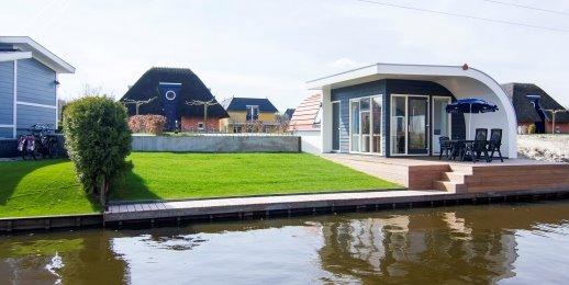 Landal De Bloemert | 2-persoonsbungalow - comfort | type 2C | Midlaren, Drenthe