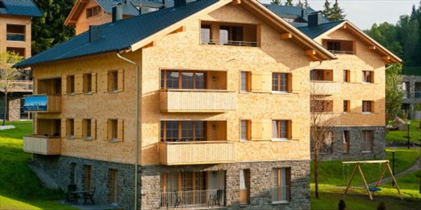 Landal Brandnertal | 8-persoonsappartement | Type 8L | Burserberg, Vorarlberg