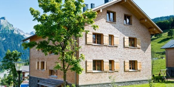 Landal Brandnertal | 4-persoonsappartement | Type 4A | Burserberg, Vorarlberg