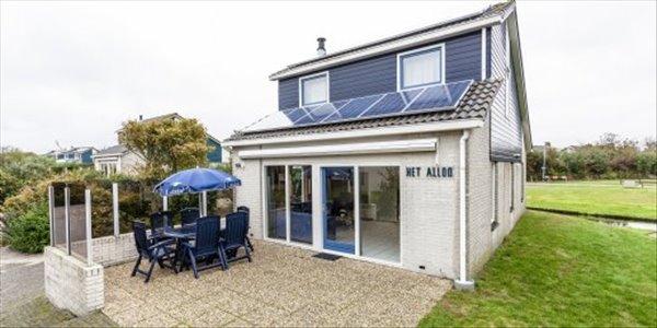 Landal Beach Park Texel | 4 persoonsvilla comfort | type 4B | De Koog, Texel