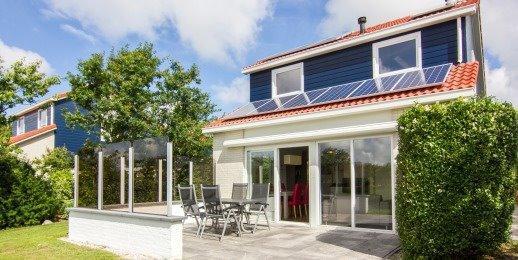 Landal Beach Park Texel | 4-persoonsvilla - luxe | type 4L1 | De Koog, Texel