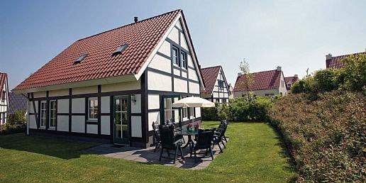 Landal De Cauberg | 6-persoonsvilla - comfort | type 6C | Valkenburg aan de Geul, Limburg
