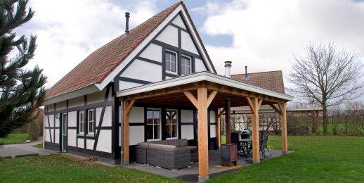 Landal De Cauberg | 6-persoonsvilla - extra luxe | type 6EL | Valkenburg aan de Geul, Limburg