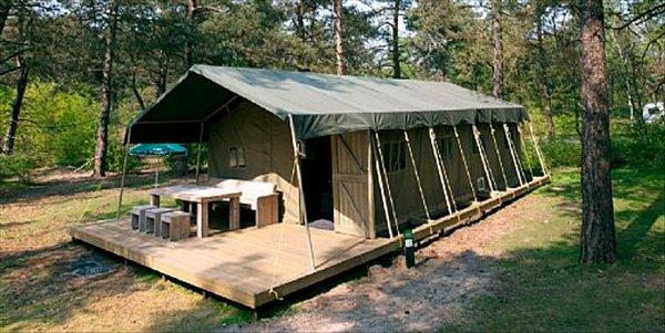 Landal Coldenhove   6 persoons safaritent   type 6ST   Eerbeek, Veluwe
