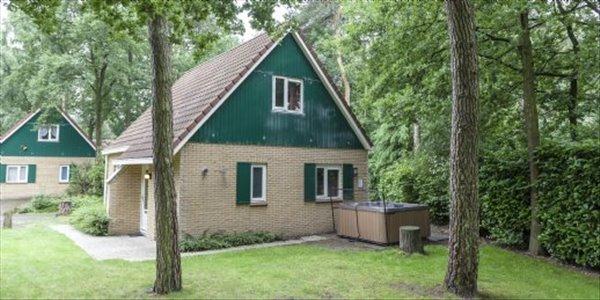 Landal Duc De Brabant | 4 pers.bungalow extra luxe | type 4BL | Baarschot Diessen, Noord Brabant