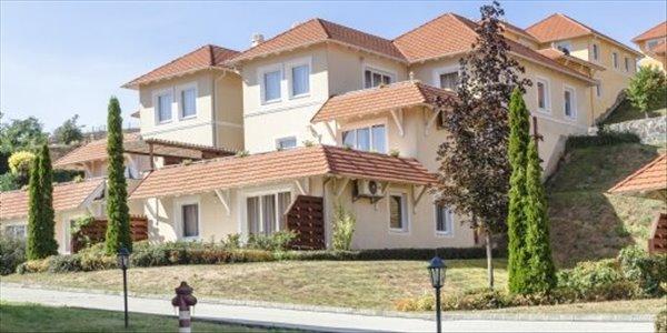 Landal Residence Duna | 4-persoonsappartement - Luxe | Type 4LA | Dunaszentmiklos, Hongarije