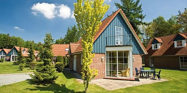 Landal Dwergter Sand | 4-persoonsbungalow | type 4A | Oldenburger Munsterland