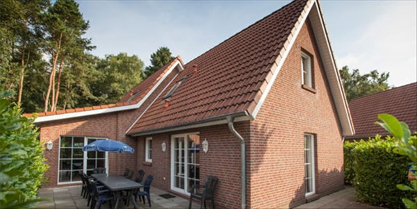 Landal Dwergter Sand | 10-persoonsbungalow | type 10A | Oldenburger Munsterland