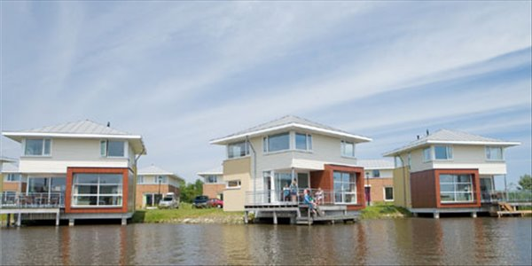 Landal Esonstad | 6 persoonswoning comfort | type 6D3 | Anjum, Friesland